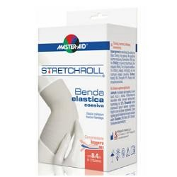 Benda Elastica Autobloccante Master-aid Stretchroll 6x4