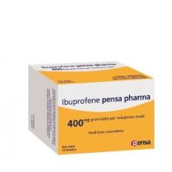 Pensa Pharma Ibuprofene 12 Buste 400 Mg