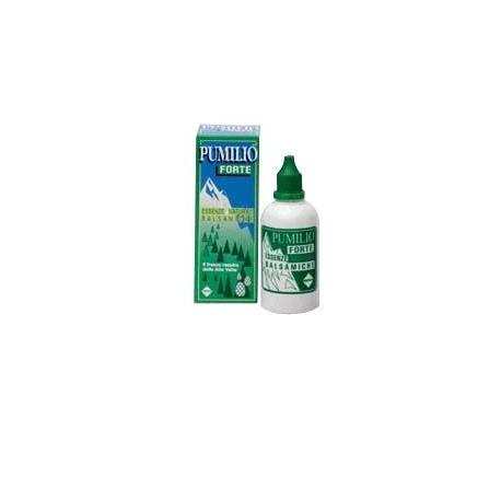 Coswell Pumilio Forte essenza naturale balsamica 40ml