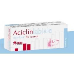 Fidia Aciclinlabiale Crema 2 g 5%