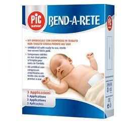 BENDA A RETE TUBOLARE PIC CALIBRO 2 PIEDE/BRACCIO 3 M
