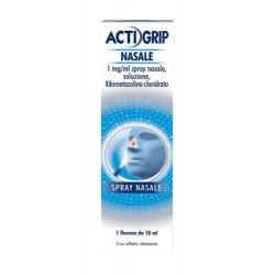 Johnson Actigrip Nasale*spray Nasale 10ml 1mg/ml