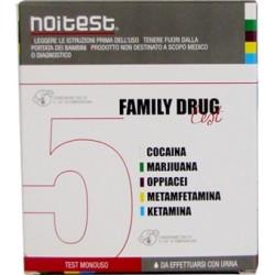 Noi Test Family Drug Test Antidroga 1 Pezzo