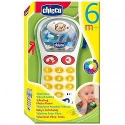 Chicco Telefono Vibra E Scatta gioco per bambini