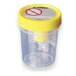 Corman Contenitore Urina Sterile Medipresteril Con Sistema Transfert Per Provette Sottovuoto