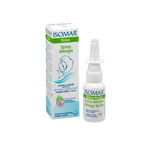 Euritalia Isomar Naso Spray Allergie 30 Ml