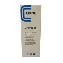 Unifarco Ceramol Dermatopic Crema 311 per pelli intolleranti 75 ml
