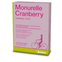 Monurelle Cranberry 20 Compresse Rivestite