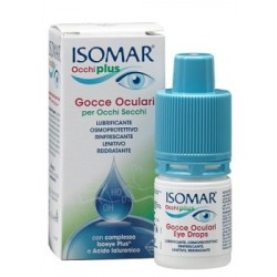 Soluzione Fisiologica Isomar Occhi Plus 10 Ml