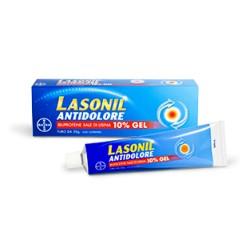 Bayer Lasonil Antidolore Gel 50 g 10%