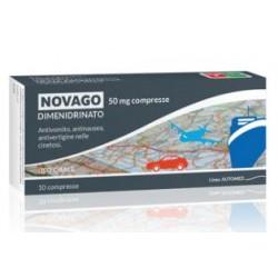 Nova Argentia Novago 10 Compresse 50 Mg