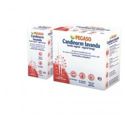 Candinorm Lavanda Vaginale Flacone 10 Ml + 1 Stick Monodose 1,5 G + 1 Applicatore Sterile Monouso