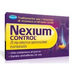 Pfizer Nexium Control 14 Compresse Rivestite Gastrores 20 Mg