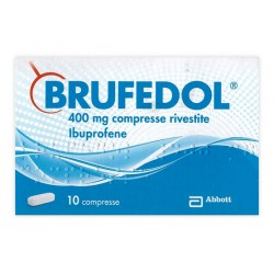Bgp Products Brufedol 10 Compresse Rivestite 400 Mg