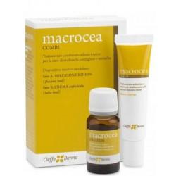 Cieffe Derma Macrocea Combi Trattamento per Verruche Soluzione 5 ml + Crema 8 ml