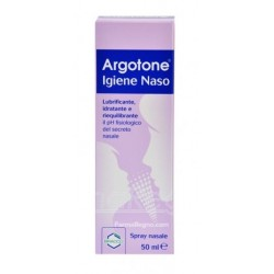 ARGOTONE IGIENE NASO SPRAY NASALE 50 ML