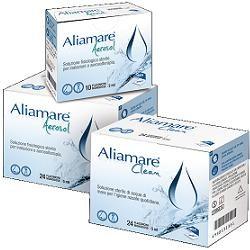Aliamare Clean 24 Flaconcini Da 5ml