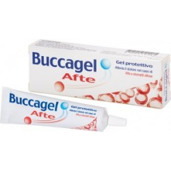 Curaden Healthcare Buccagel Gel 15 ml