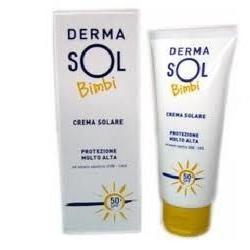 Dermasol Bambini Crema Solare Spf 50+