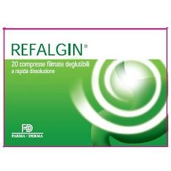 Farma-derma Refalgin 20 compresse