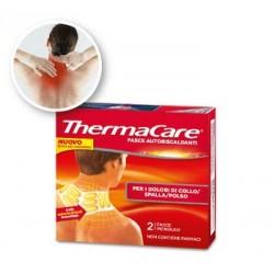 Pfizer Fasce Autoriscaldanti a Calore Terapeutico Thermacare Collo Spalla Polso 2 Pezzi