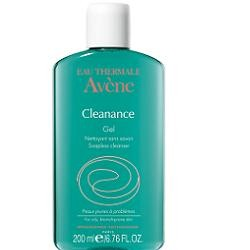 Avène Cleanance Gel Detergente 200 ml per Pelle Grassa