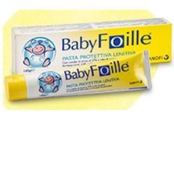Baby Foille Pasta Protettiva Lenitiva Tubo 145 G