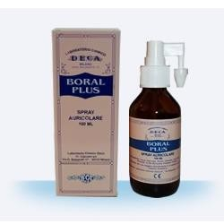 Deca Laboratorio Chimico Boral Plus Spray Auricolare 100 Ml
