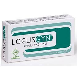 Logus Logusgyn 10 Ovuli Vaginali 2 G