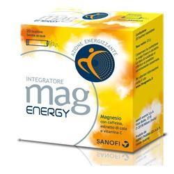 Mag Energy 20 Bustine Orosolubili