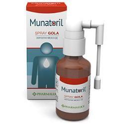 Pharmaluce Munatoril Spray Gola 30 Ml