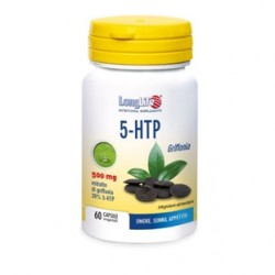 Longlife 5-HTP 60 Capsule Integratore Anti-Stress