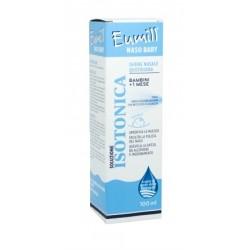 Eumill Naso Baby Spray Soluzione Isotonica 100 Ml