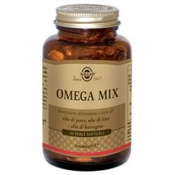 Solgar Omega Mix 60 Perle Integratore di Omega 3