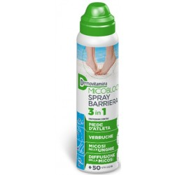 Pasquali Dermovitamina Micoblock Spray Barriera 3 In 1 100 Ml