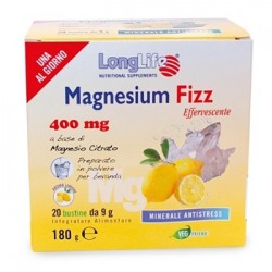 LONGLIFE MAGNESIUM FIZZ 20 BUSTINE