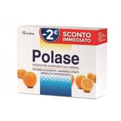 Pfizer Polase Arancia integratore di sali minerali 12 bustine