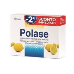 Pfizer Polase integratore di potassio e magnesio Limone 12 bustine