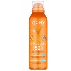 Vichy Idéal Soleil SPF50 Spray anti-sabbia per bambini 200ml