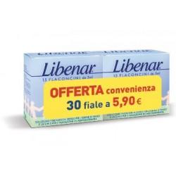 LIBENAR ISO 15 FIALE + 15 FIALE BIPACCO
