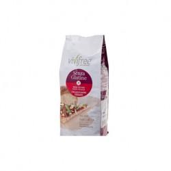 Vivifree Mix per Pane e Pizza Senza Glutine 500 g