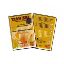 Tian Zhi Cerotto Impacco Adesivo Lenitivo 4pz