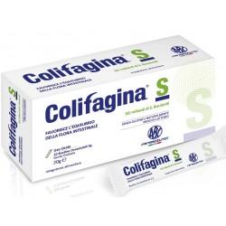 Abc Farmaceutici Colifagina S 10 Bustine per Alterazione Flora Batterica