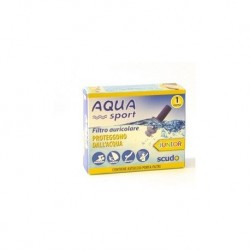 Earplug Scudo Aquasport Jun 2p
