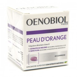 Oenobiol Peau D Orange 40 Compresse