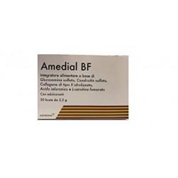Alfasigma Amedial BF 20 Bustine Integratore per Cartilagini