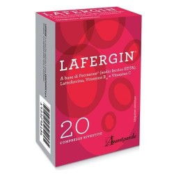 Avantgarde Lafergin 20 Compresse