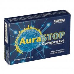 Aesculapius Aurastop 20 Compresse Integratore per Emicrania