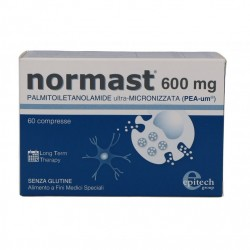 Epitech Group Normast 600 mg 60 Compresse Integratore per Neuropatia