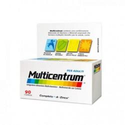 Multicentrum Adulti 90 Compresse Integratore Multivitaminico